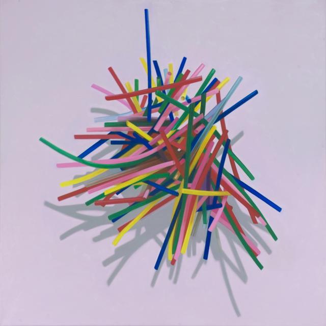 , 'Untitled (Strows),' 2014, Galerie Sandhofer