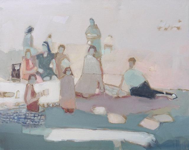 , 'New Baby ,' 2019, Hicks Gallery