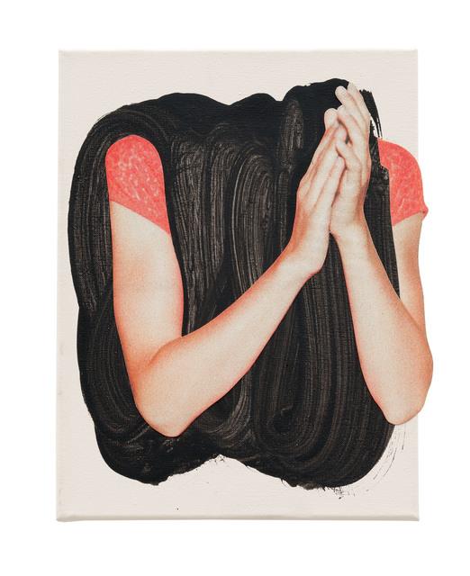 , 'Holy Simpson,' 2015, Galerie Kleindienst