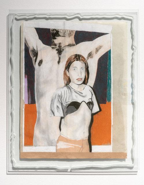 Marie Jacotey, 'La cosa,', 2018, Hannah Barry Gallery