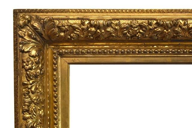 , 'American Barbizon Gilded Frame, ca. 1880 (12x14),' ca. 1880, Susquehanna Antique Company