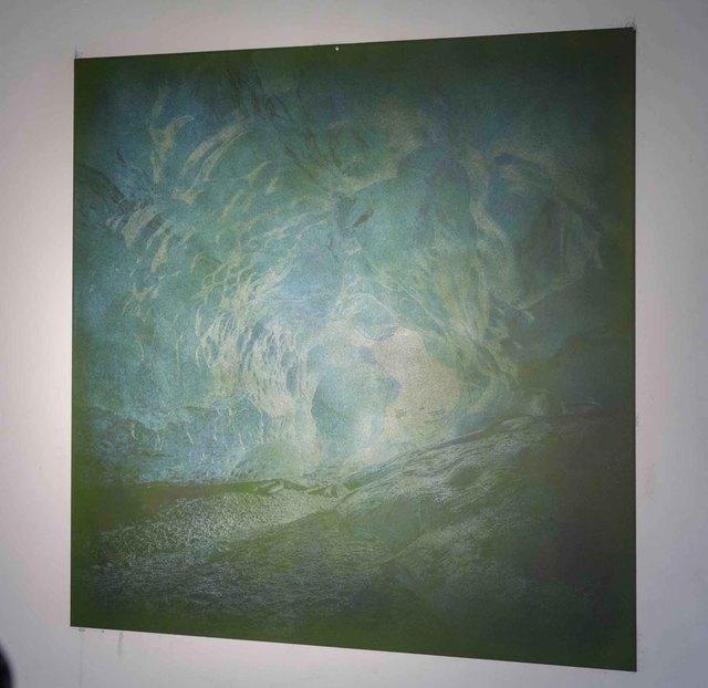 , 'Catadiottrico Grotta Ghiaccio,' 2018, Mario Mauroner Contemporary Art Salzburg-Vienna