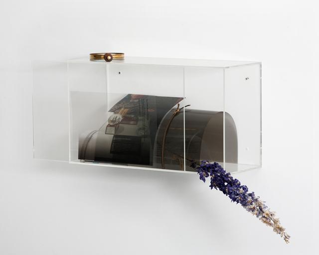 """, '""""Lucite deal toys"""",' 2014, Galleria Raucci / Santamaria"""