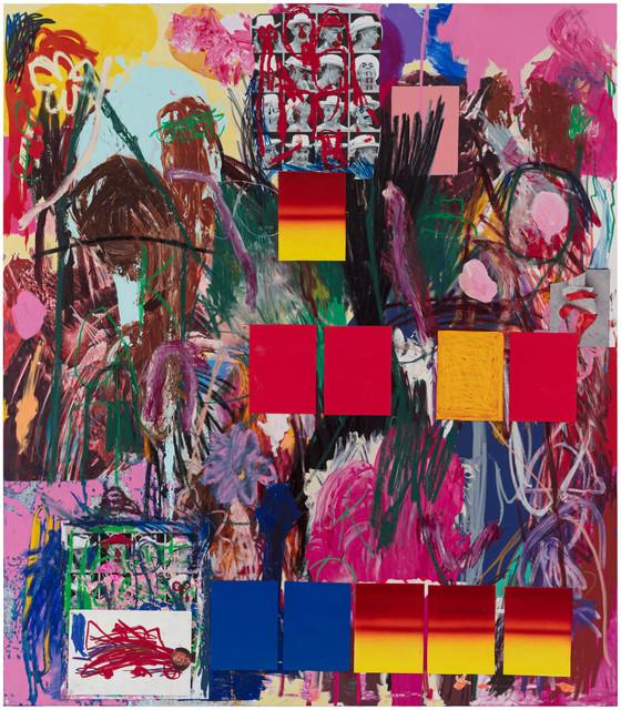 , 'Aunt Clara,' 2018, Galerie Forsblom