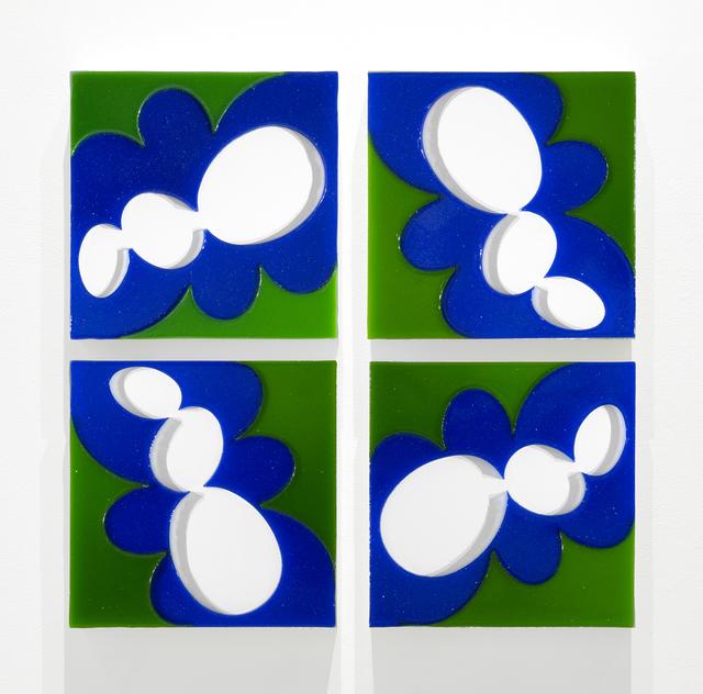 , 'Rainforest,' 2016, Miller Yezerski Gallery