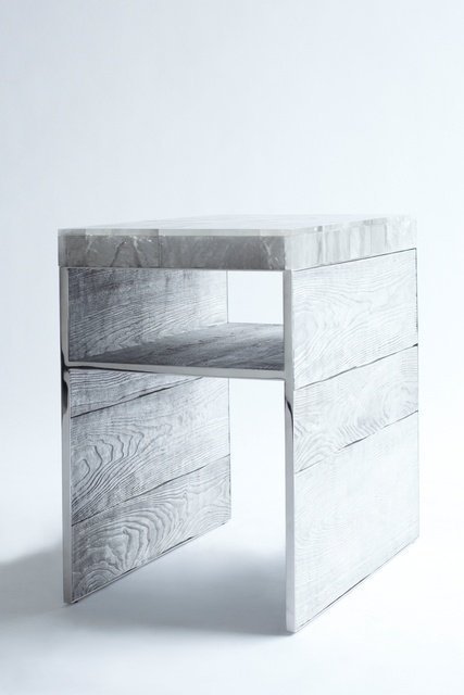 , 'Arctic Raft side table,' 2013, Paul Kasmin Gallery