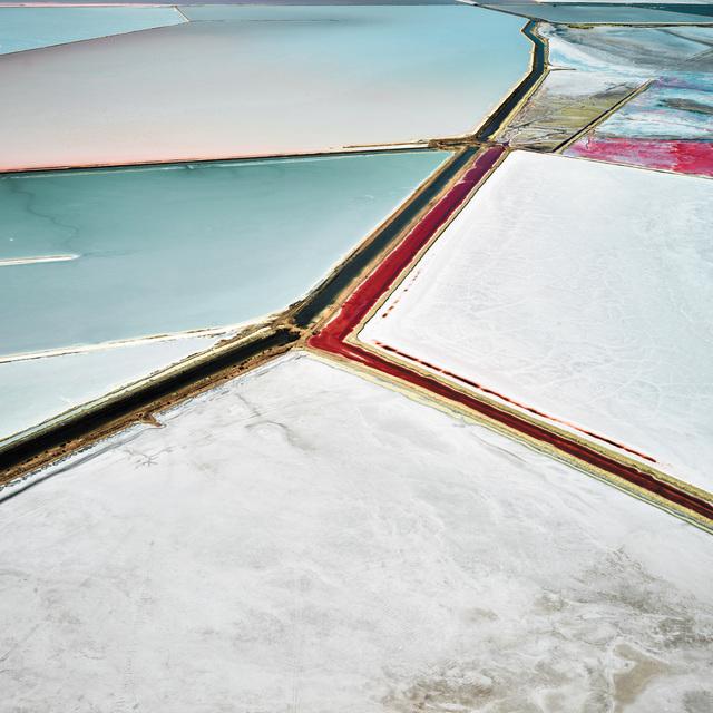 , 'Saltern Study 17, Great Salt Lake, UT,' 2015, Foster/White Gallery