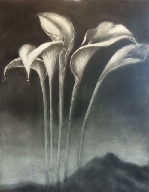 , 'Lilies,' 2011, Seager Gray Gallery