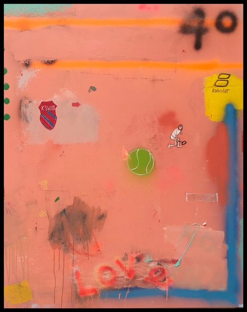 , 'Love At 40,' 2019, Bruce Lurie Gallery