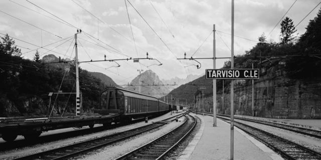 , 'Tarvisio Train Station, Friuli Venezia Giulia, Italy,' 1993, TAG TheArtGallery