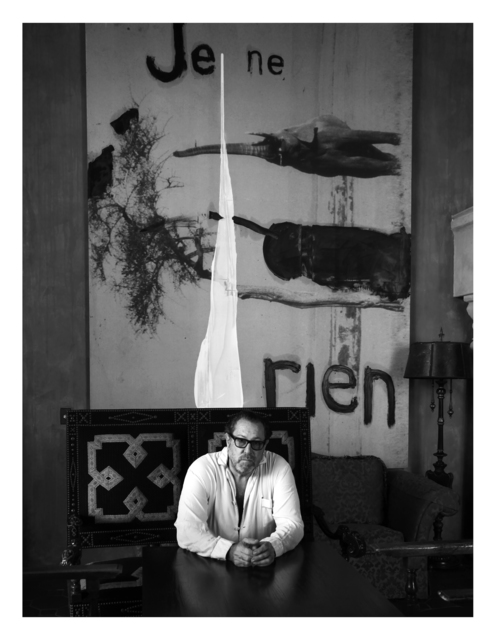 , 'Julian Schnabel, Palazzo Chupi, New York,' 2014, Suite 59 Gallery