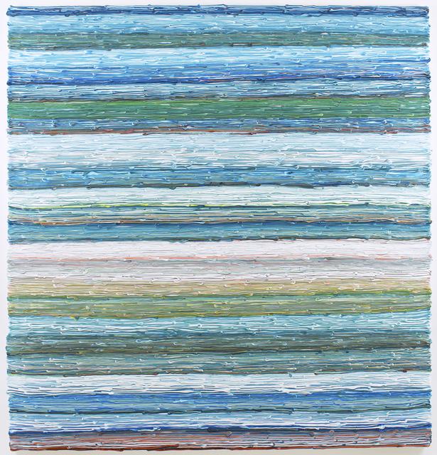 , '1st Ribbons,' 2018, Nancy Margolis Gallery
