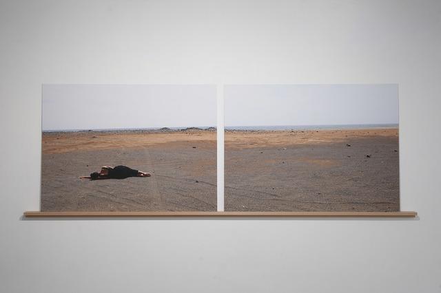 , 'Horizon,' 2017, Sabrina Amrani