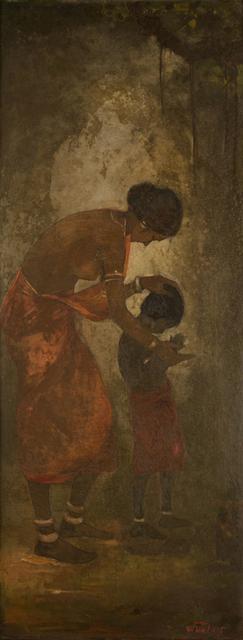 , 'A Divine Moment,' , Swaraj Art Archive