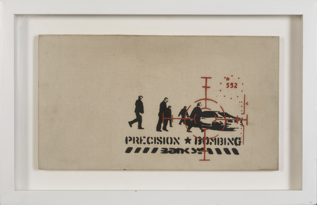 Banksy, 'Precision Bombing', 2000, Digard Auction