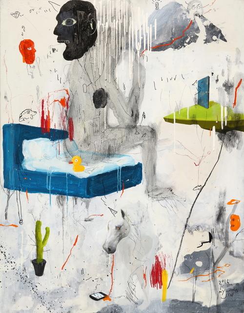 , 'Edgewalker,' , Galerie GAIA