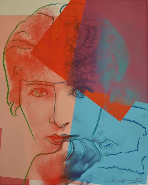 Andy Warhol, 'Sarah Bernhardt TP', 1980, Revolver Gallery