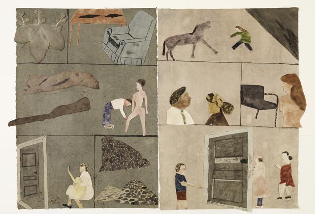 , 'Utan utan / Without Without,' 2014, Galleri Magnus Karlsson