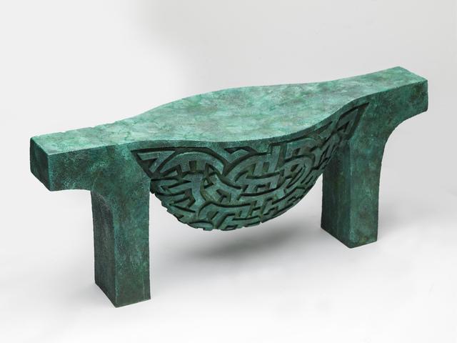 Jon Buck, 'Full of Life', 2018, Sculpture, Bronze, Pangolin London