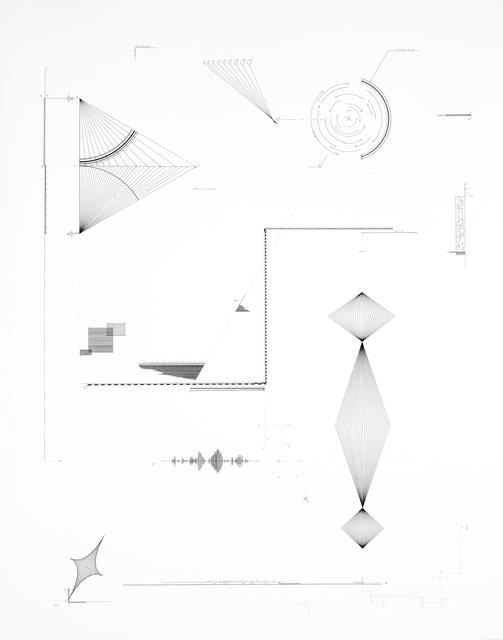 , 'Nine Firnaments ex 2,' 2015, Sfeir-Semler