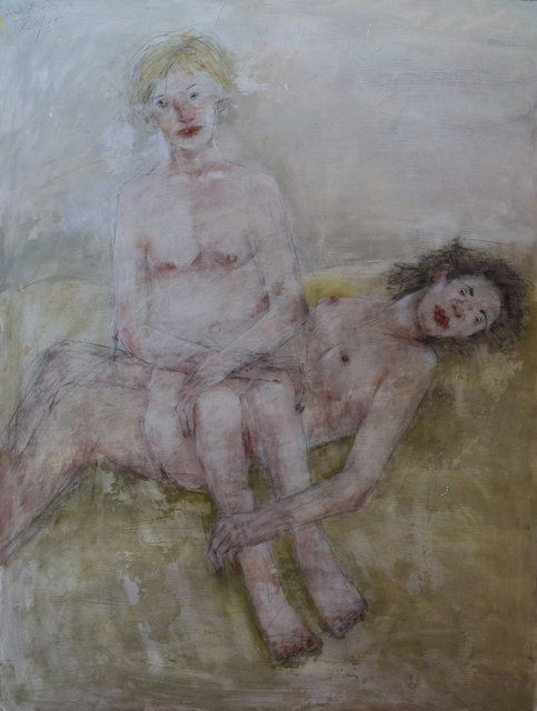 , 'Lover's Tryst,' , Gateway Gallery