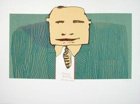 , 'Happy Birthday Mr Chairman,' 1999, DALE SARGENT FINE ART