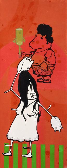 , 'no title,' 2017, RV Cultura e Arte