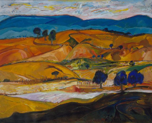 , 'Green Line 07132,' 2007, Galerie de Bellefeuille