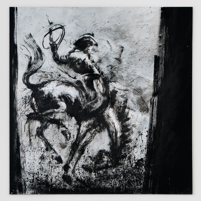 , 'Horse & Rider,' 2011, Chase Contemporary