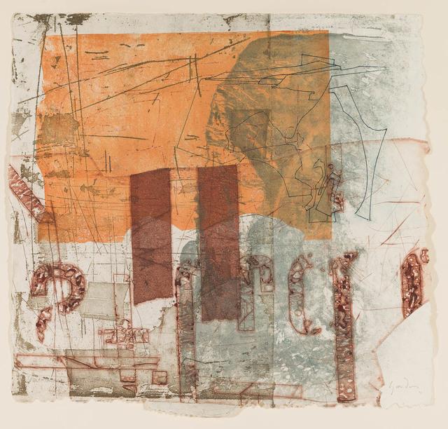 , 'Porthtowan Coast, Summer, Cornwall,' 2011, Candida Stevens Gallery