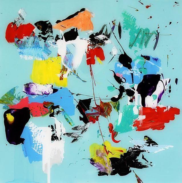 , 'ATLAS (Turquoise),' 2017, Aurora Vigil-Escalera Art Gallery
