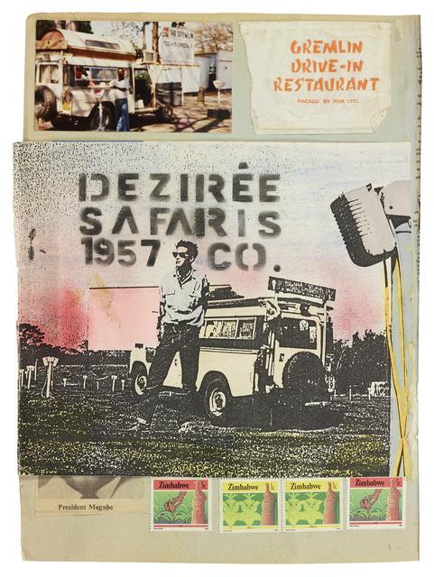 Dan Eldon, 'Deziree Safaris 1957 Co', 2017, Trotta-Bono Contemporary