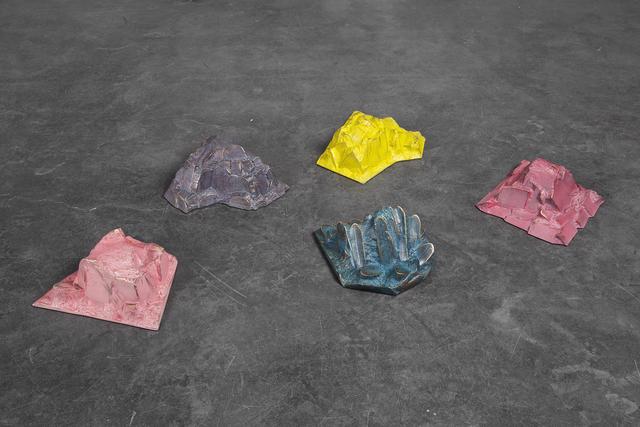Ayse Erkmen, 'Not the color it is', 2015, Dirimart