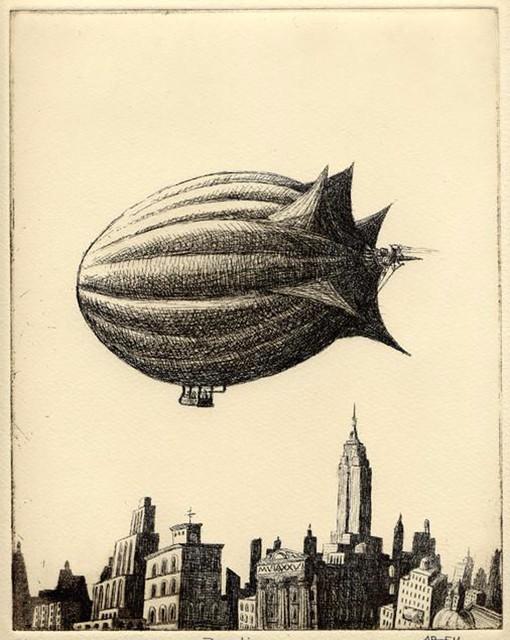 Artem Mirolevich, 'Zeppelin', Urbaniza Studio Gallery