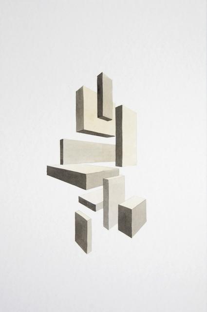 , 'Study 9,' 2014, Nora Fisch