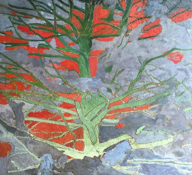 , 'Firelight 2,' 2008, Resource Art