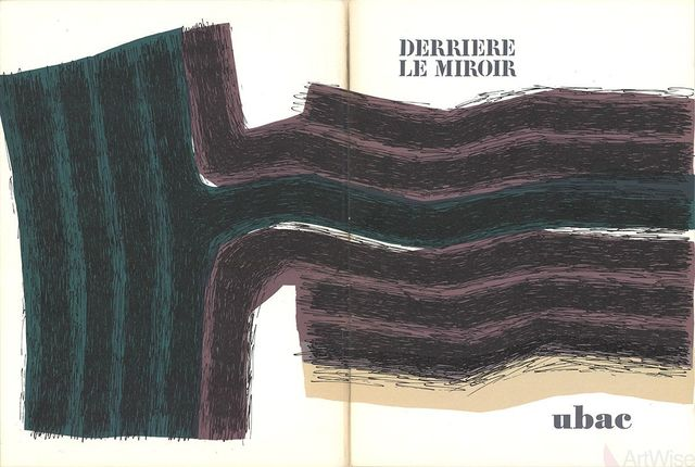 Raoul UBAC, 'DLM No. 196 Cover', 1972, ArtWise