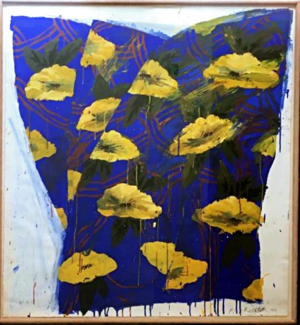 Robert Zakanitch, 'Whale ', 1984, Alpha 137 Gallery