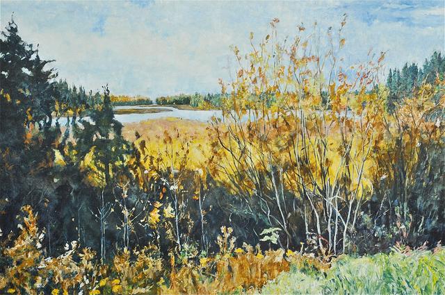 , 'Dark Shadows, Spruce River Reservoir (AC-006-99),' 1999, Han Art