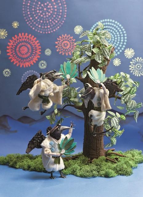 , 'Karasu Tengu,' 2012, SEIZAN Gallery