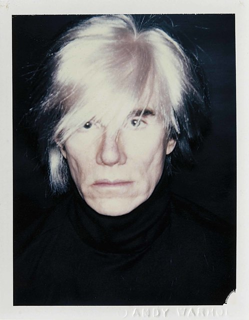 Andy Warhol, 'Self-Portrait (in Fright Wig)', 1986, Christie's