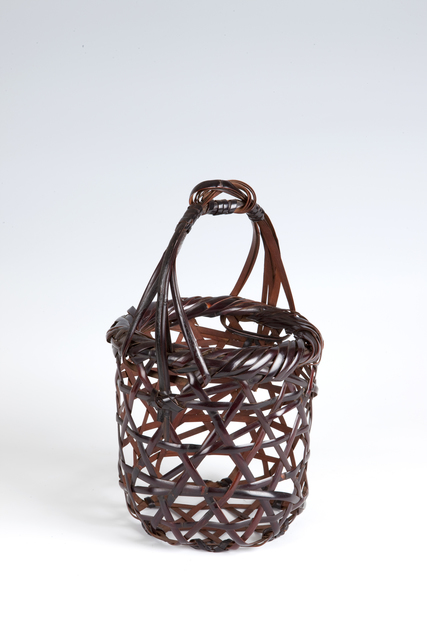 , 'Ikebana Flower Basket (T-3400),' Showa era (1926-89) 1970s, Erik Thomsen