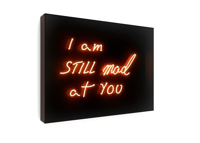 David Drebin, 'I Am Still Mad At You', 2017, Isabella Garrucho Fine Art
