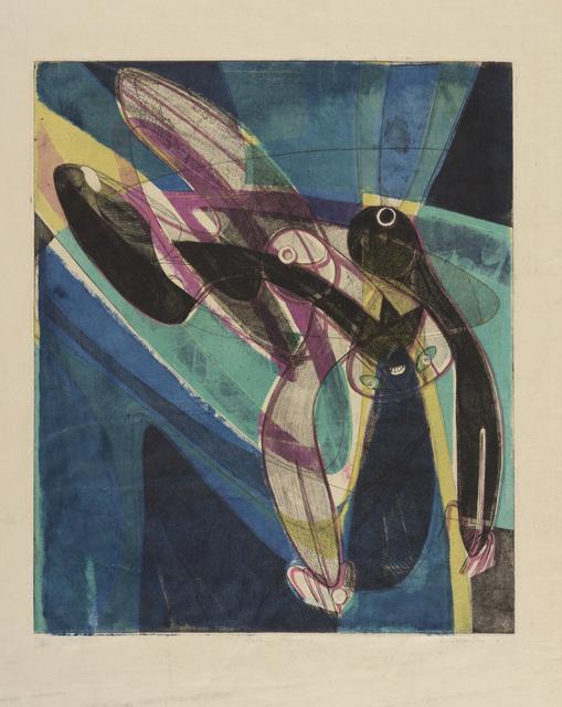 , 'Falling Figure,' 1947, Redfern Gallery Ltd.