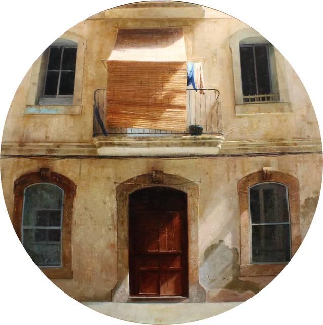 , 'Façana de la barceloneta,' 2018, Anquins Galeria