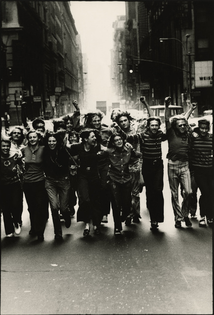 , 'Gay Liberation Front Poster Image,' 1970, Pace/MacGill Gallery