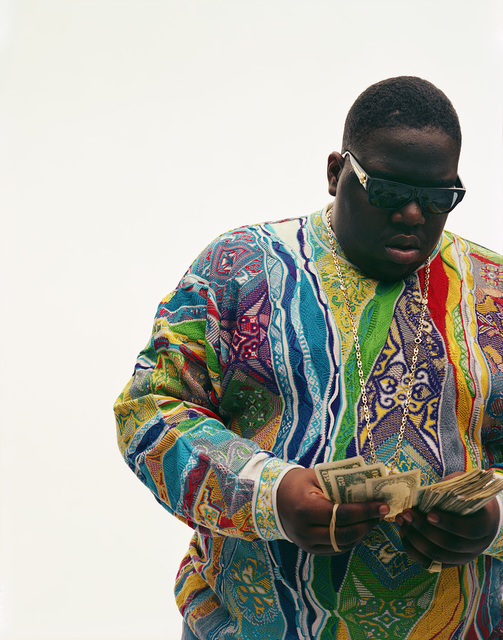 , 'Christopher Wallace (Biggie), 1996,' 2018, GRIMM