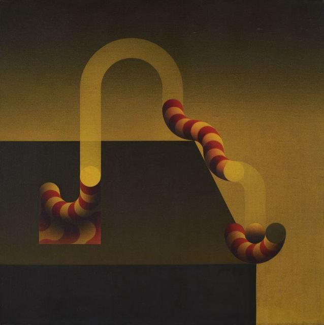 , 'Modulacion 734,' 1984, Galeria Sur