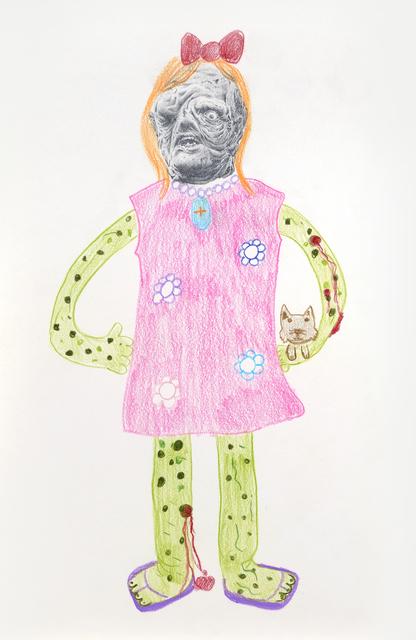 , 'La novia de el zombie enamorado,' 2018, Galerie C.O.A