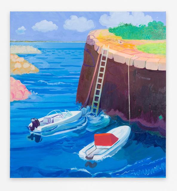, 'Lanes Cove,' 2018, Half Gallery
